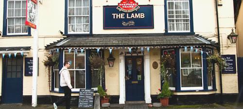 The Lamb, Farnham